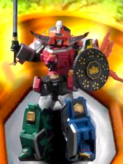 Samurai Zords - Power ...
