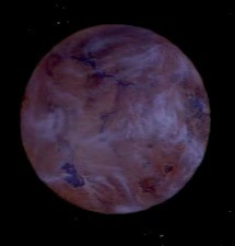 Divatox's planet (why isn't it green?)