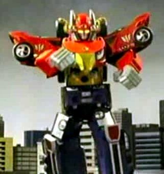 RPM Zords - Power Rangers Unpatched