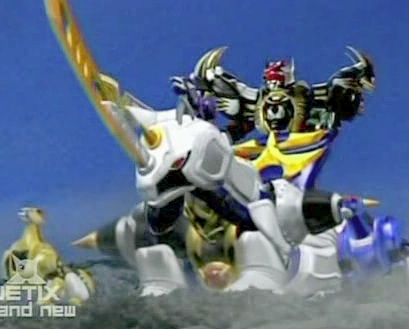 And with more Zords