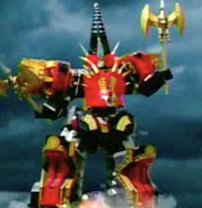 Dino Thunder Zords Power Rangers Unpatched