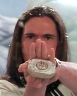 White coin (in frozen Morpher)