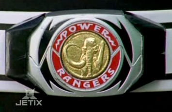 Power Morpher or Morpher-like buckle on belt