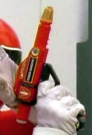 Red Ranger's Rescue Blaster