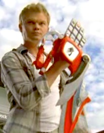Dominic with Rhino Morpher