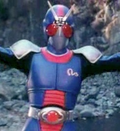 Masked Rider Super Blue*
