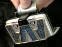 Titanium Morpher (not on wrist)