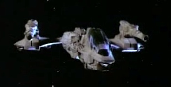 Velocifighter circa early In Space