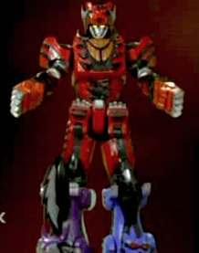 Jungle Fury Zords - Power Rangers Unpatched
